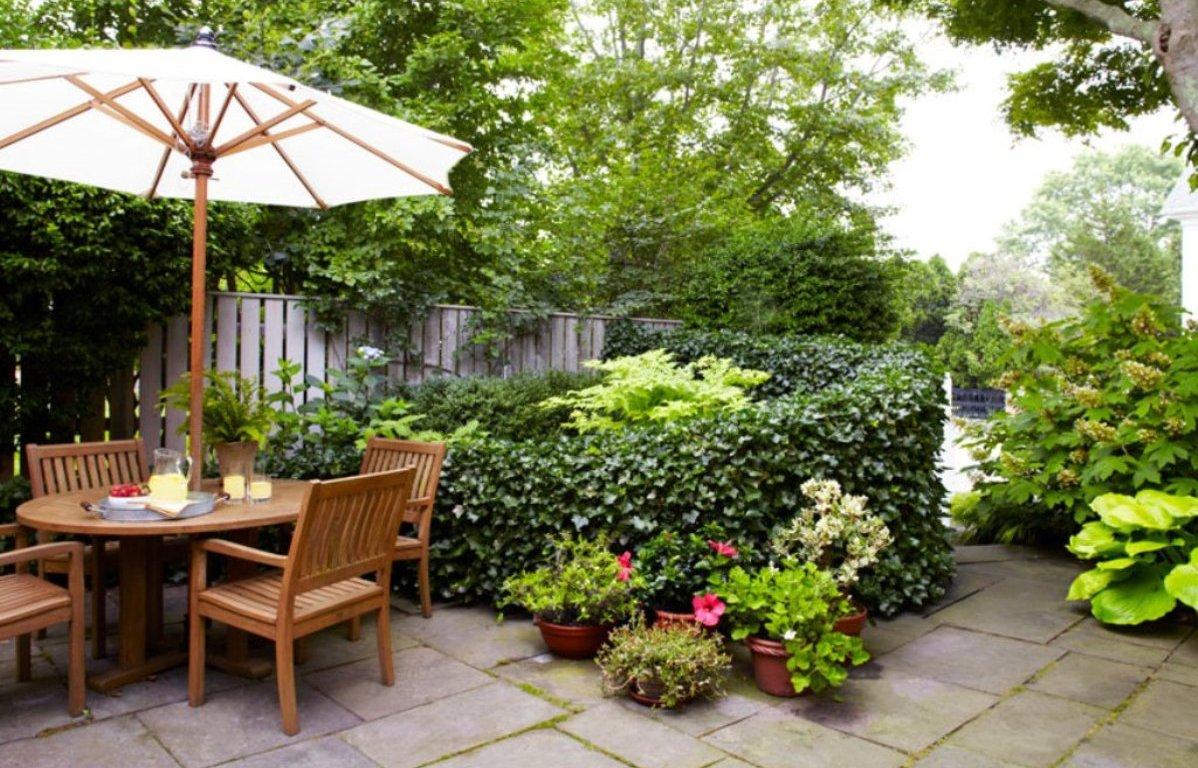 Garden landscaping ideas deshouse for Home garden landscape designs